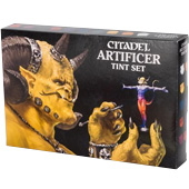 Набор красок Citadel Artificer Tint Set