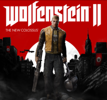 Фотография Игра XBOX ONE Wolfenstein 2 The New Colossus  [=city]