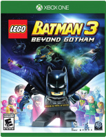 Фотография Игра XBOX ONE LEGO Batman 3. Покидая Готэм [=city]