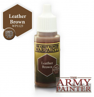 Фотография The Army Painter: Краска Leather Brown (WP1123) [=city]