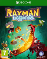 Фотография Игра XBOX ONE Rayman Legends [=city]