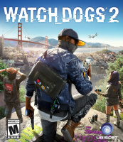 Фотография Игра XBOX ONE Watch Dogs 2 Deluxe_Edition  [=city]