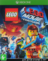 Фотография Игра XBOX ONE Lego Movie Videogame [=city]