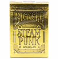 Фотография Карты Bicycle Steampunk GOLD [=city]
