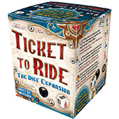 Фотография Билет на поезд на кубиках (Ticket to Ride The Dice Expansion) [=city]